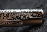 Colt Government Lisa Tomlin engraved series .45 A.C.P. - 10 of 20