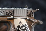 Colt Government Lisa Tomlin engraved series .45 A.C.P. - 13 of 20