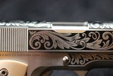 Colt Government Lisa Tomlin engraved series .45 A.C.P. - 9 of 20