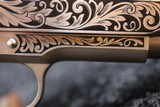 Colt Government Lisa Tomlin engraved series .45 A.C.P. - 11 of 20