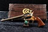 Colt SAA Frontier six shooter .44-40