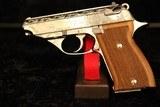 Astra (Interarms) Constabvle (Engraved) .22 LR - 1 of 13
