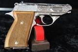 Astra (Interarms) Constabvle (Engraved) .22 LR - 2 of 13