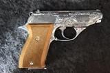 Astra (Interarms) Constabvle (Engraved) .22 LR - 3 of 13