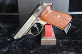 Walther PPK Deluxe Limited Edition .22 LR