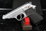 Walther (Interarms)PP .22LR