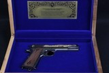 Colt 1911 John Browning Commemorative .45 auto - 5 of 6