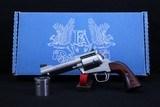 "Freedom Arms 83 ""Premier Grade"" .454 Casull/.45 Colt"