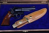 Smith & Wesson 19 Texas Ranger Commemorative .357 magnum - 4 of 4