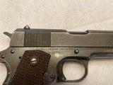 Vintage U.S. Military Ithaca Model 1911A1 .45 ACP Pistol - 3 of 9