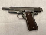 Vintage U.S. Military Ithaca Model 1911A1 .45 ACP Pistol - 8 of 9
