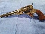Remington – Beals Army Model Revolver (rare U.S. Military Civil War martialed revolver) - 3 of 15