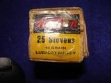 Western 25 Stevens Rimfire - 2 of 2