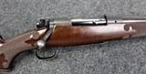 Winchester Model 70 Pre-64 in Caliber 300 H & H Magnum - 3 of 9