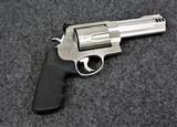Smith & Wesson Model 460V in caliber 460SWM--45 Long Colt--454 Casull