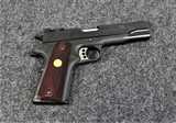 Colt National Match Gold Cup in caliber 45 ACP