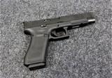 Glock Model 34 Long Slide Gen 5 in Caliber 9mm