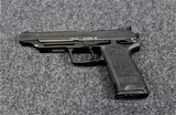 Heckler & Koch Model USP Elite in caliber 45 ACP - 2 of 2