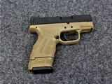 Springfield Model XD Mod2 in caliber 40 Smith & Wesson - 1 of 2