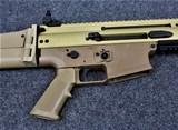 FN Model SCAR 17S in caliber 7.62 x 51mm