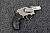 Smith & Wesson Model 649 in caliber .357 Magnum - 1 of 2