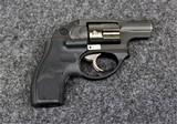 Ruger Model LCR in caliber .357 Magnum