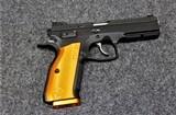 CZ Model Shadow 2 DACA in caliber 9mm