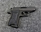 Walther Model PPK/S in .380ACP caliber