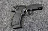 CZ 75-SP01 Model in 9mm caliber with Cajun Gun Works Internals - 1 of 2