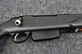 Tikka T3X Varmint Rifle in .223 Remington caliber