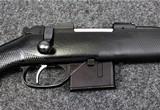 CZ Model 527 Americanin 7.62x39mm caliber. The barrel has a threaded barrel - 1 of 8