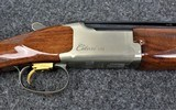 Browning Citori CXS White in 20 Guage