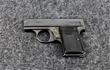 Browning Model Baby Browning in 25 ACP caliber - 2 of 2
