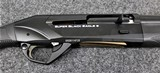 Benelli Super Black Eagle 3 in 12 Gauge this firearm comes with the Black Eagle Surface Treatment.