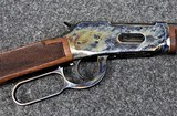 Winchester Model 94 Deluxe rifle in caliber 30/30 Winchester