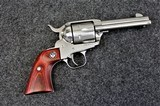 Ruger Vaquero Stainless in .357 Magnum