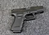 Glock Model 19 RTF2 (Rough Texture Frame 2) in caliber 9mm