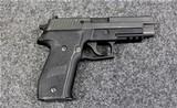 Sig Sauer Model P226 MK25 in caliber 9mm - 1 of 2