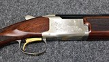 Browning Citori Model 725 Featherweight in 20 Gauge