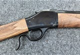 Winchester High Wall Hunter HG in caliber .270 Winchester