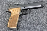 Sig Sauer Model P210 Standard in 9mm