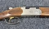 Beretta Model 686 Silver Pigeon in 20 Gauge