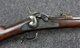 Springfield Model 1884 Trapdoor in caliber 45-70 Government