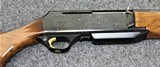 Browning BAR II Safari Grade in caliber 7mm Remington Magnum
