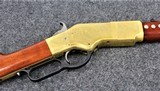 Uberti-Hege Lever Action Commerative rifle in caliber 22 Magnum