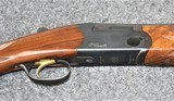 Beretta Model 686 Onyx Ultralight Over/Under in caliber 12 Gauge.