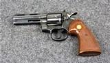 Colt Python in caliber .357 Magnum