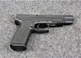 Springfield Model XDM in caliber 9mm