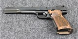 New in the Box Smith & Wesson Model 41 in caliber 22 Long Rifle - 2 of 2