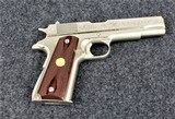 Colt Government Model Louisiana Purchase Commemorative in caliber 45 ACP